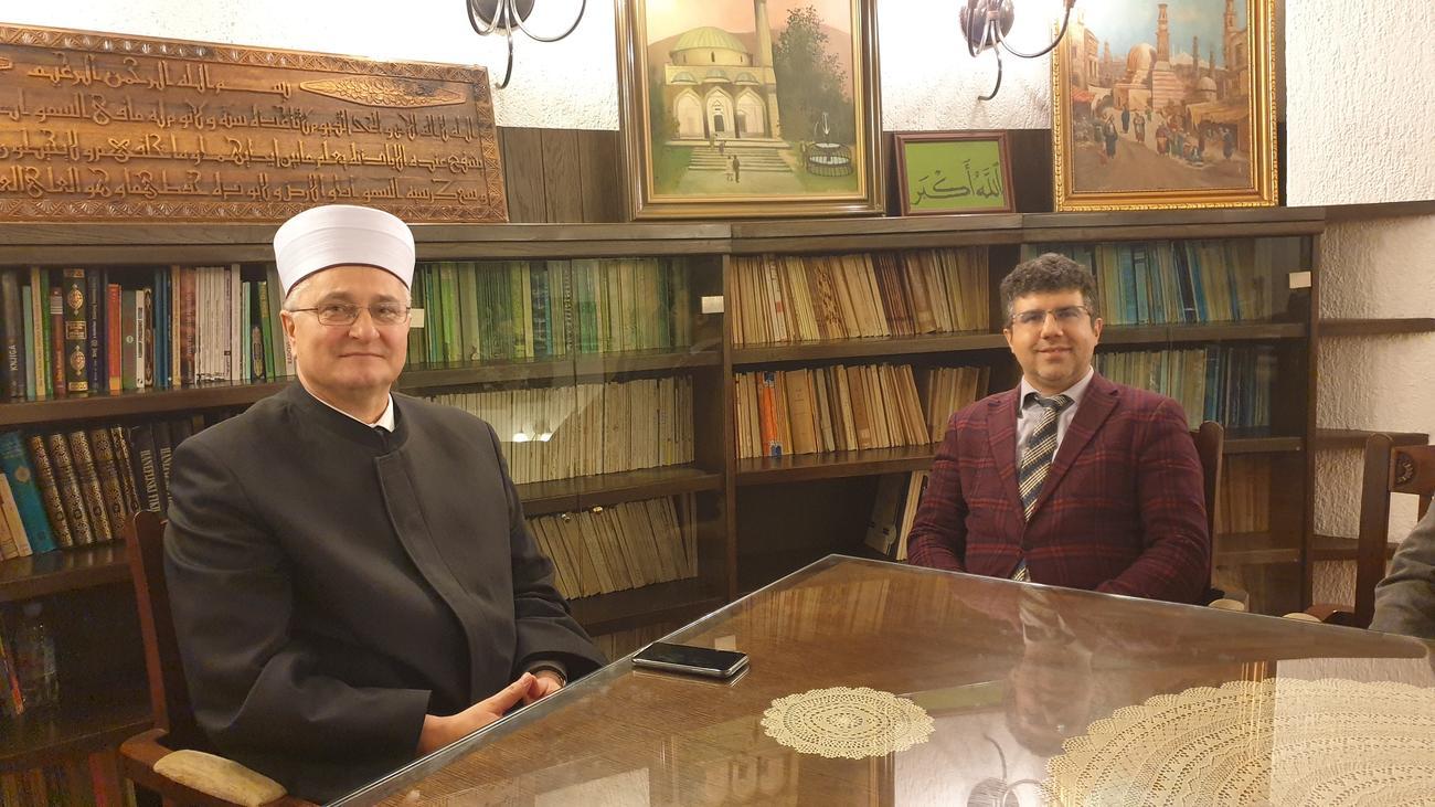 Muftija i Hasim Koc