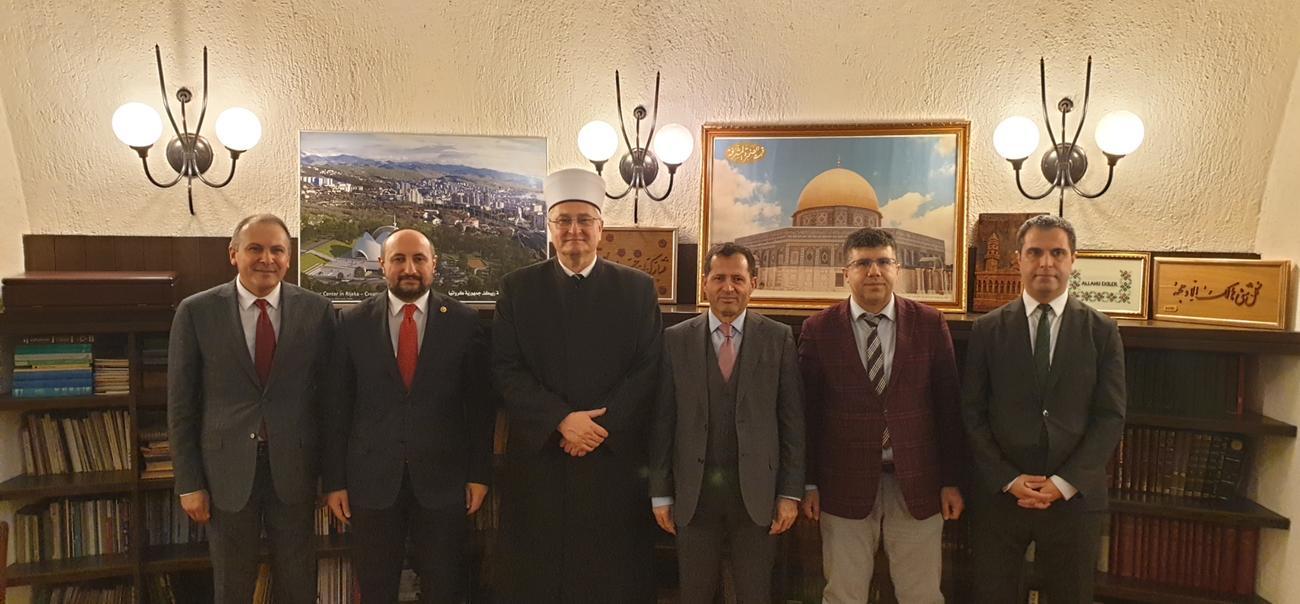 Turska delegacija