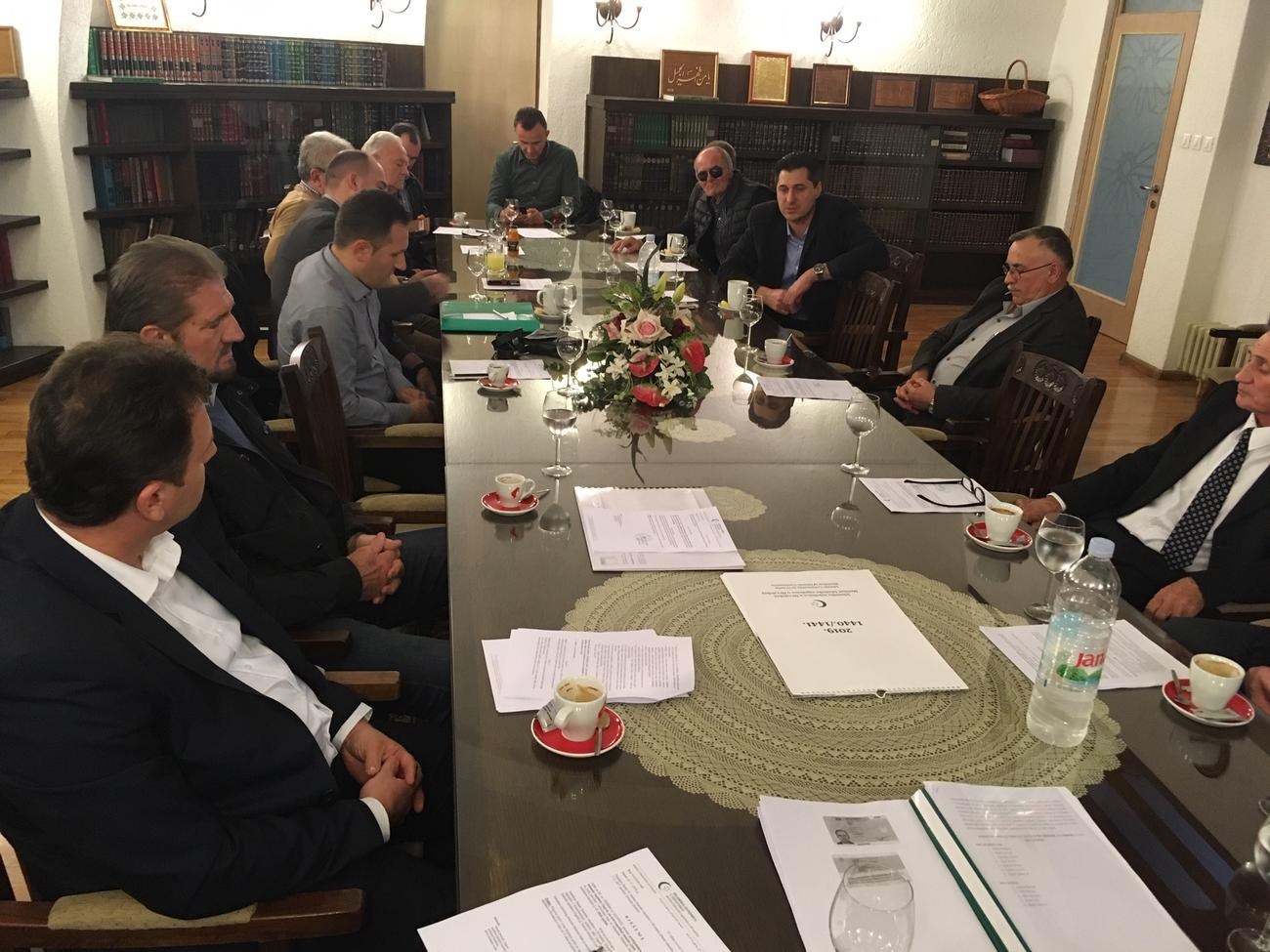 sastanak predsjednici IOM