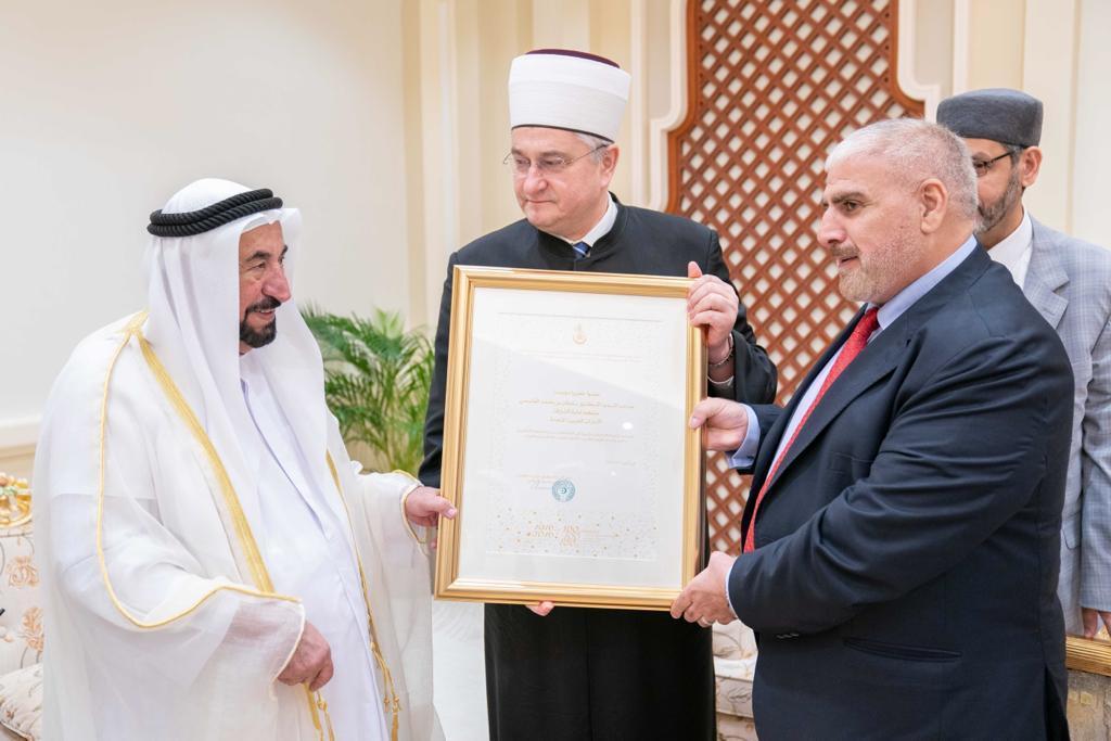Sharjah muftija i Al Qasimi